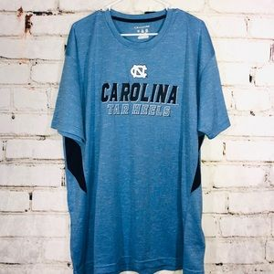 Champion Carolina Tar Heels tee shirt top NWT xxl